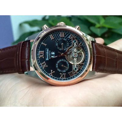 Đồng hồ nam tư động chính hãng Bestdon BD7714G-RSLB