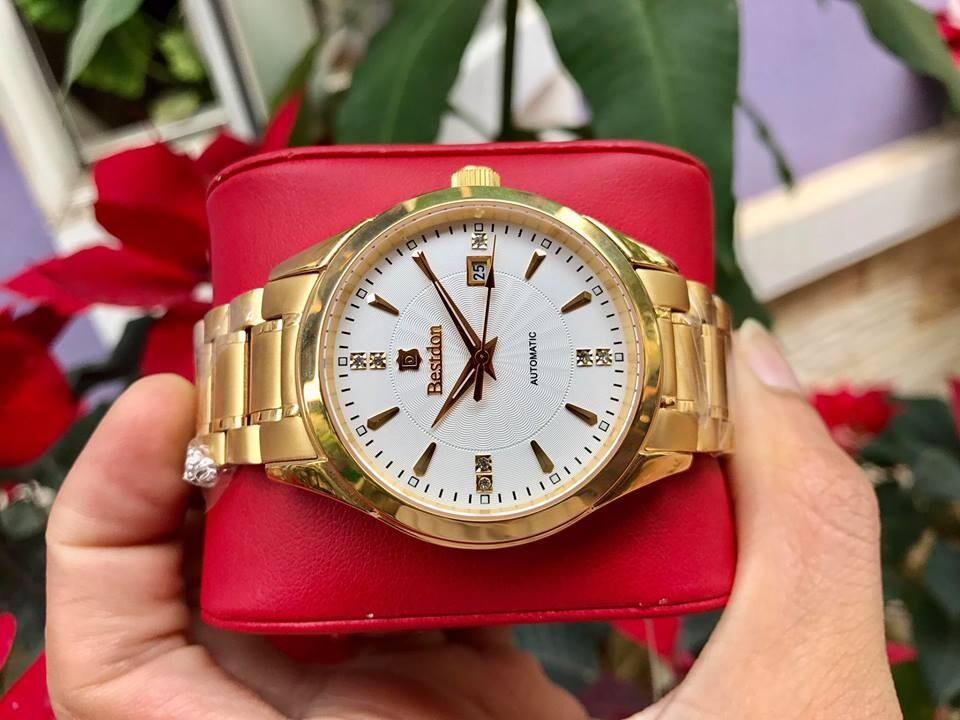 Đồng hồ nam tự động bestdon bd7726g - amkt chính hãng