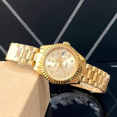 Đồng hồ nữ tự động chính hãng Bestdon BD7727LGG