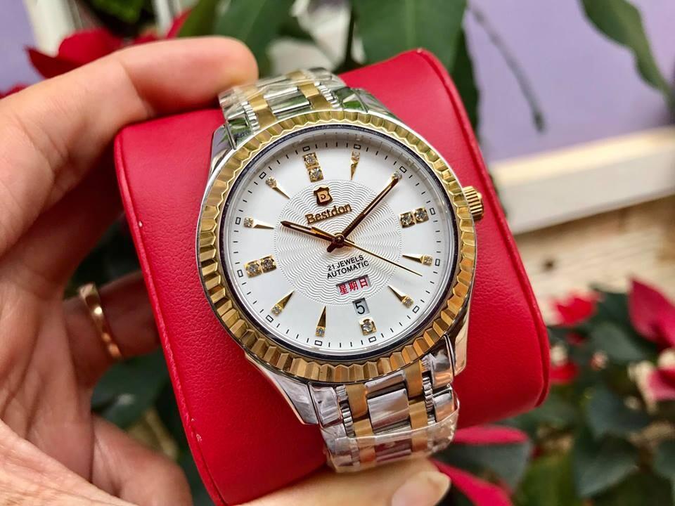 đồng hồ nam tự động bestdon bd7730g - amskt chính hãng   hieutin.com