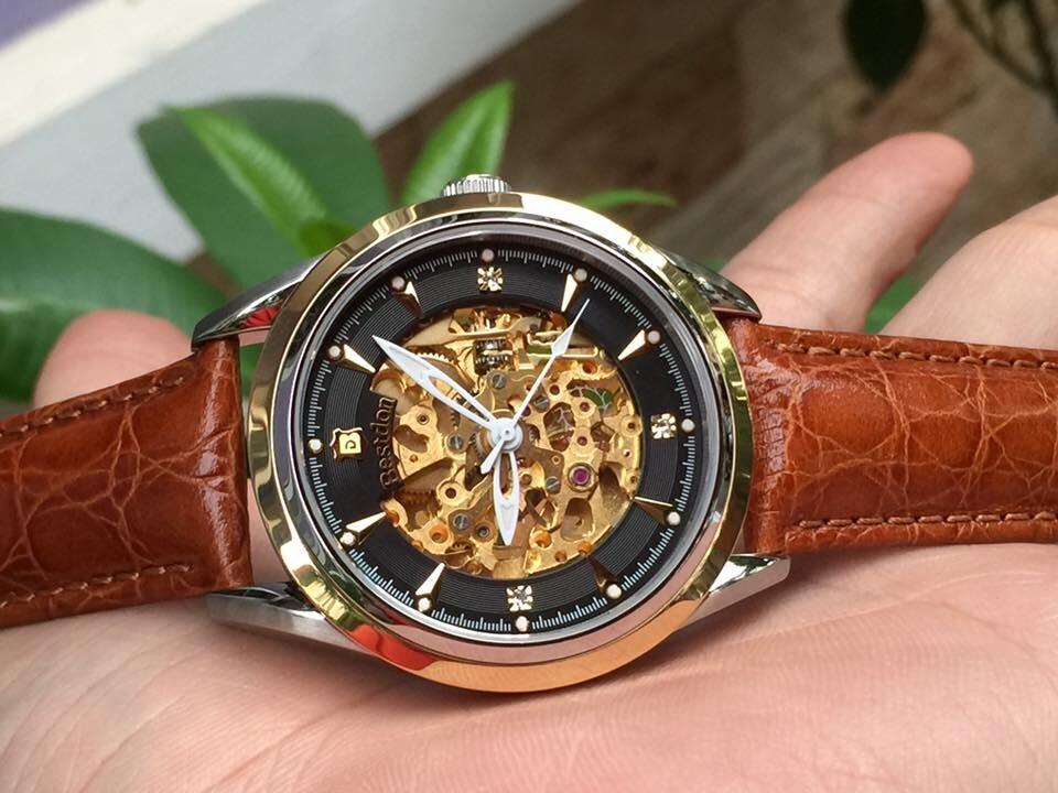 Đồng hồ nam tư động chính hãng Bestdon BD7735G-SGL1A
