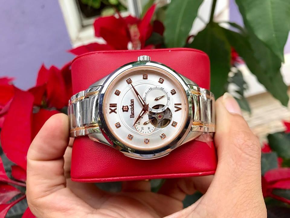 Đồng hồ nam tự động chính hãng bestdon bd7737g