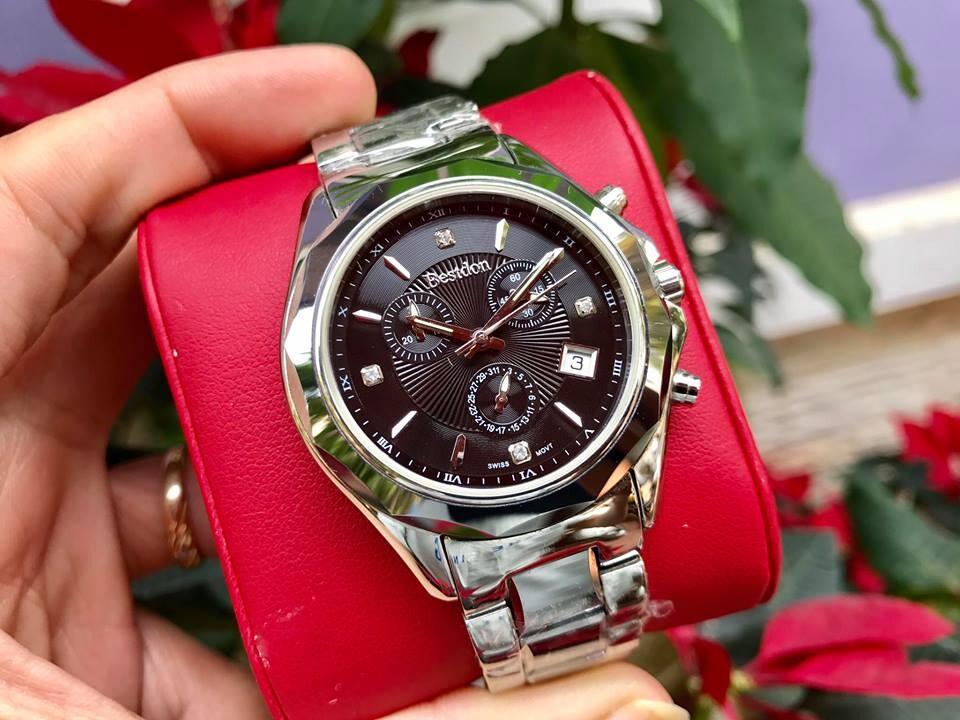 Đồng hồ nam chính hãng Bestdon BD8918G -mscd