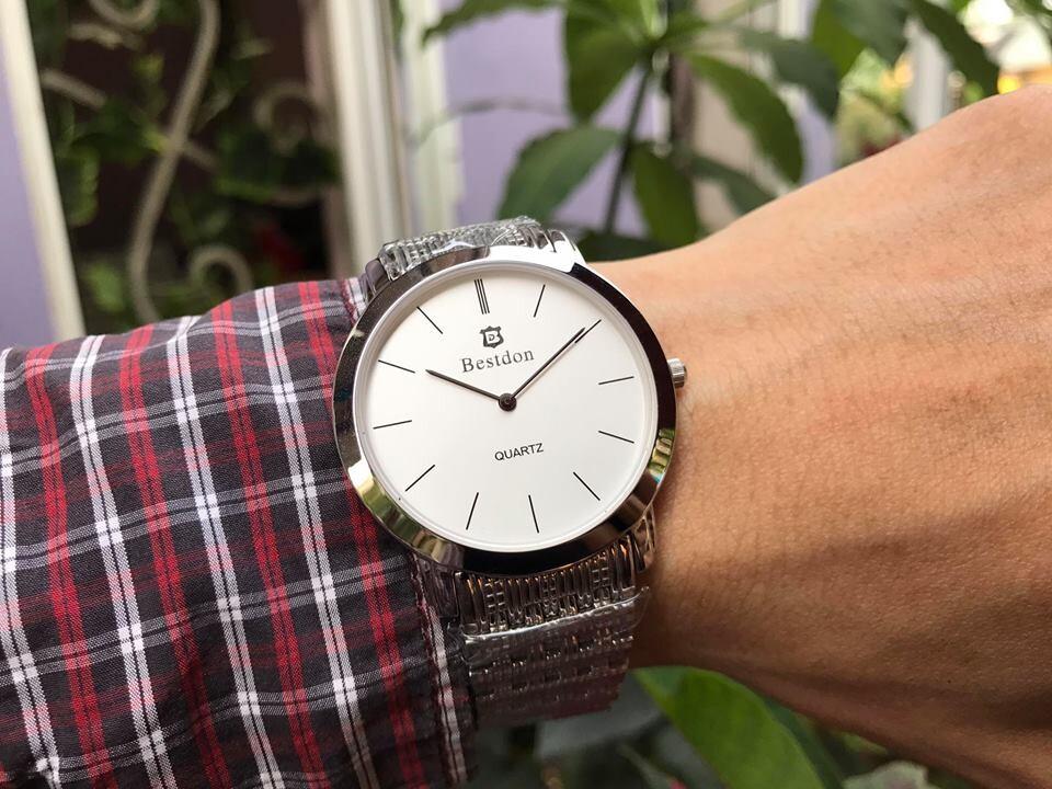 đồng hồ nam bestdon bd9924g - 1sst chính hãng | hieutin.com