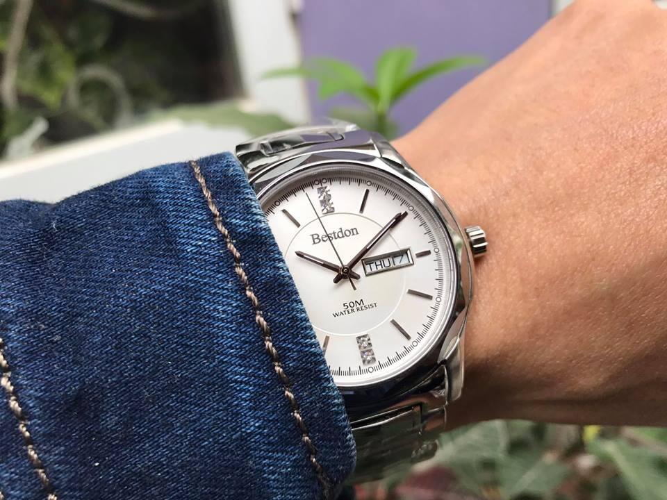 Đồng hồ nam chính hãng Bestdon BD9977G - msst