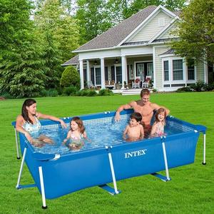 Bể bơi di động khung kim loại 3m*2m INTEX 28272