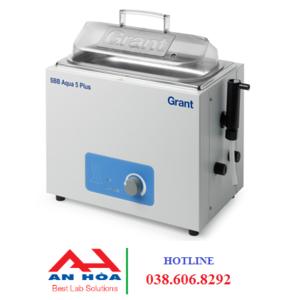 BỂ CÁCH THỦY 5 lit Model SBB Aqua 5 Plus Hãng Grant Instrument