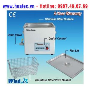 Bể rửa siêu âm - Model WUC-A02H