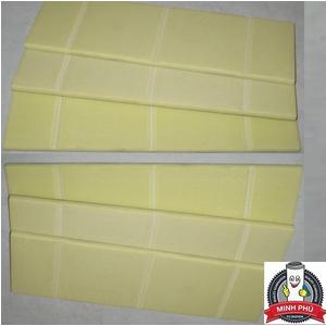 BECKER PLASTIC VANES 197-38-6