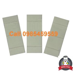 BECKER PLASTIC VANES 510-72-6