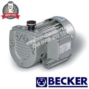 BECKER VACUUM PUMP DT 4.6/0-61