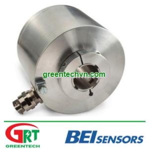 Bei Sensors CAUX | Single-turn rotary encoder | Bộ mã hóa vòng xoay CAUX Bei Sensors