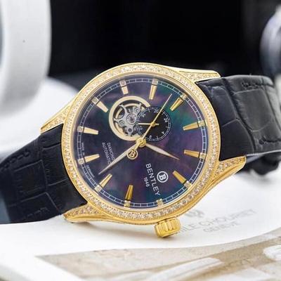✅ Đồng hồ nam Bentley BL1784-252KBB-S2-M chính hãng ✅