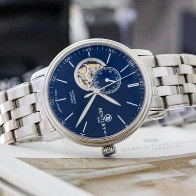 ✅ Đồng hồ nam Bentley BL1832-25MWNI chính hãng ✅
