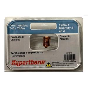 Bép cắt 220671 Hypertherm nozzle