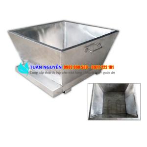 Bếp chiên nhúng công nghiệp BCN50-5K