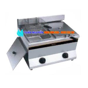 Bếp chiên nhúng đôi dùng gas GDF55-2B