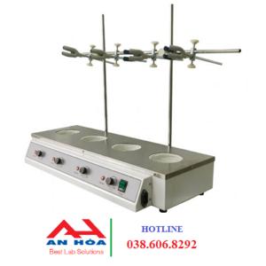 Bếp Đun Bình Cầu 6 Vị Trí (bình 1000ml) Taisite HM6-1000A