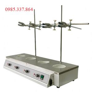 Bếp Đun Bình Cầu Điện Tử 6 Vị Trí (bình 250ml), HM6-250D Taisite