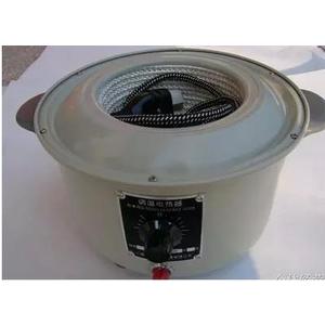 Bếp đun điện dùng cho bình chưng cất thủy tinh