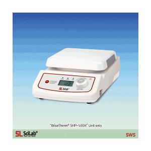 Bếp gia nhiệt có khuấy từ SMSH-500, 1500 vòng/phút, 500°C