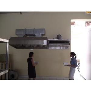 Bếp Hút Khói Inox BI0015