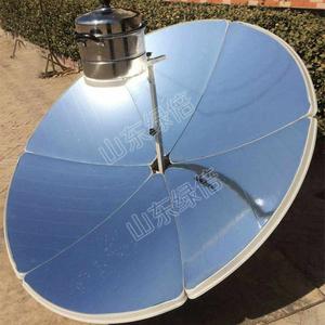 Bếp parabol năng lượng mặt trời