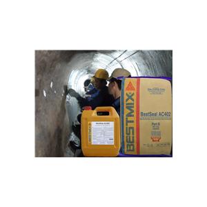 BestSeal AC402 Hợp chất chống thấm, trám bít, gốc polymer-silicate, hai thành phần