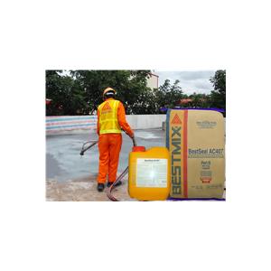 BestSeal AC407 Màng chống thấm siêu đàn hồi, gốc xi măng-polymer, hai thành phần