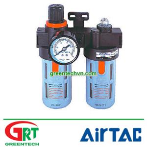BFC3000 | Airtac BFC3000 | Filter Regulator BFC3000 | Bộ lọc khí BFC3000 | Airtac Vietnam