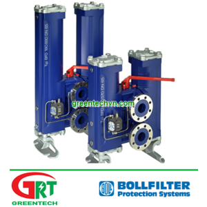 BFD-P 115.370 DN25 | Lõi lọc dầu thủy lực Bollfilter | Bollfilter Vietnam | Boll & Kirch