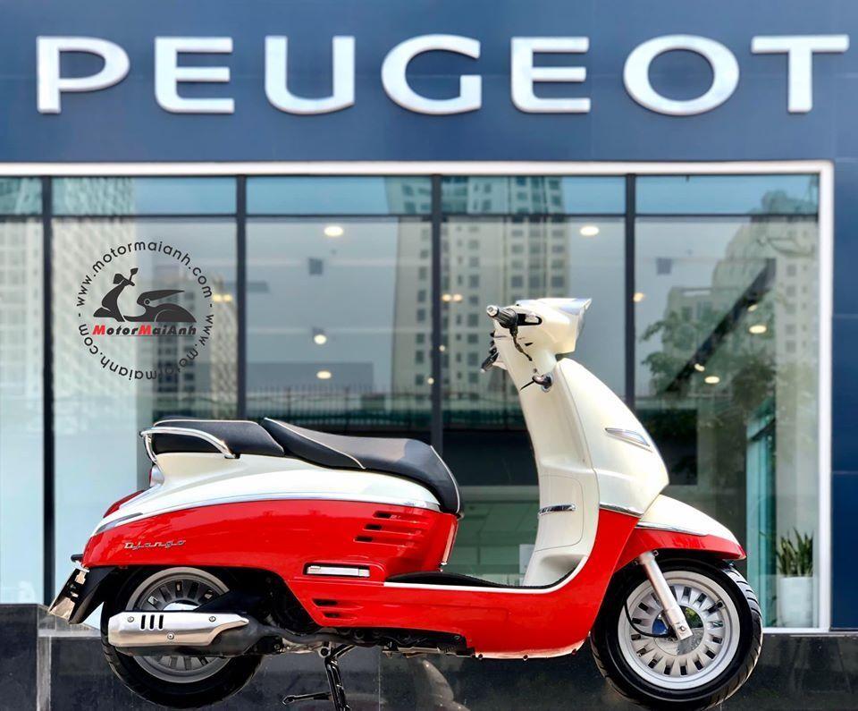 Peugeot DJANGO