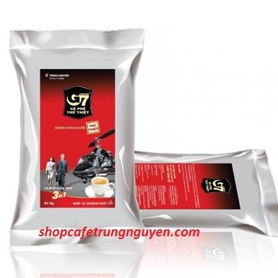 Cà phê G7 hòa tan 3in1 Bịch 1 kg