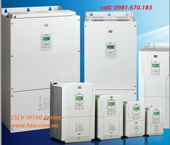 Biến tần LSLV H100 Series giá rẻ - sửa chữa biến tần LS các loại