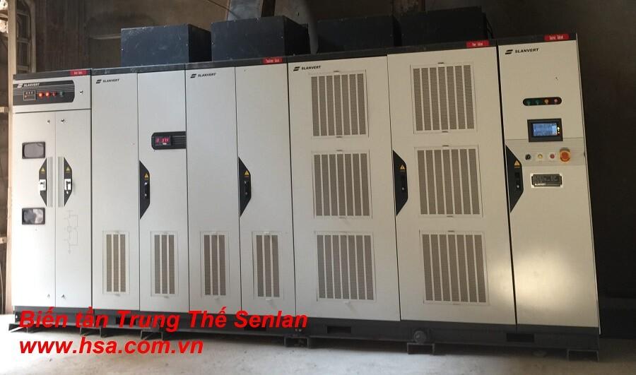 biến tần trung thế hiệu suất cao SB-HV Senlan Inverter