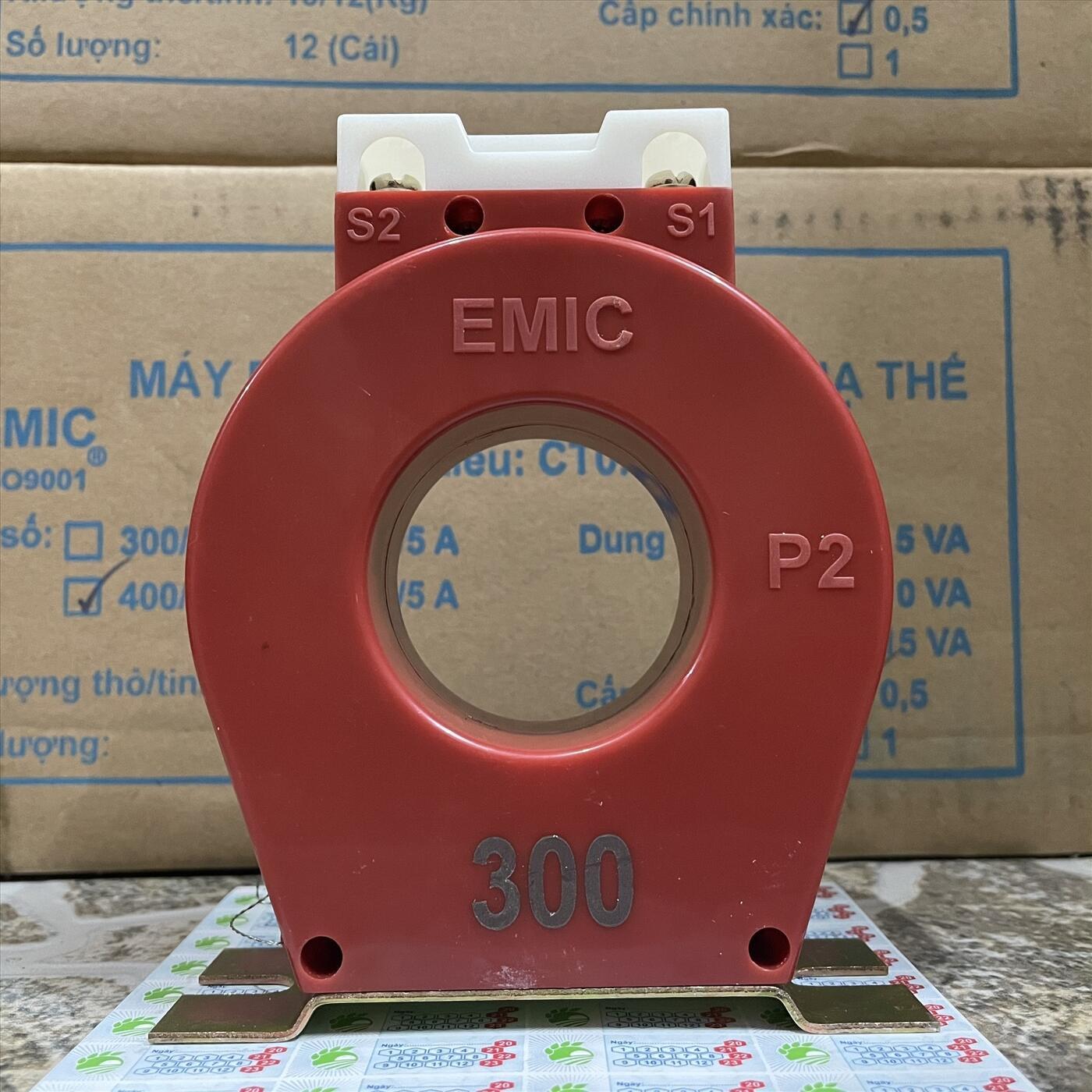 Biến Dòng EMIC 300/5A