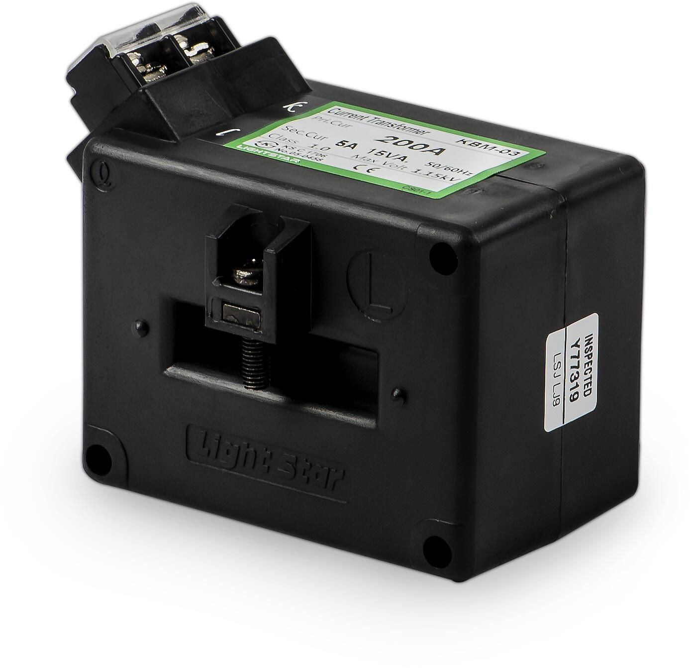 Biến dòng bảo vệ KBM-03 (Tỷ số 400/5A; 450/5A; 500/5A; 600/5A)