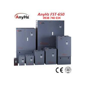 BIẾN TẦN ANYHZ, ANYHZ FST 650, ANYHZ FST 650-110G/132P, 110Kw, 380V