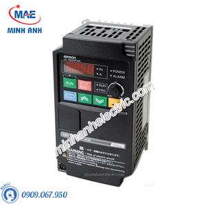 Biến tần - Inverter - Model 3G3JX Loại Đơn Giản 200VAC