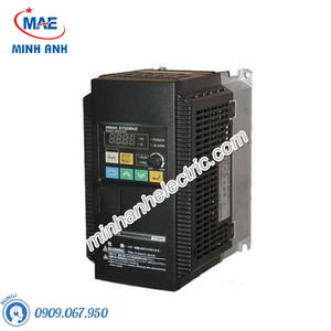 Biến tần - Inverter - Model 3G3JX loại đơn giản 400VAC