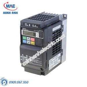 Biến tần - Inverter - Model 3G3MX2 Đa năng 200VAC