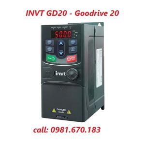 BIẾN TẦN INVT GD20