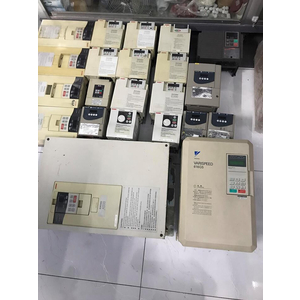 Biến tần nhật cũ 3.7kw 220v, biến tần nhật cũ 5 HP 220v
