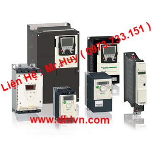 Biến tần Schneider ATV61HD37N4, ATV61HD45N4, ATV61HD55N4, ATV61HD75N4, ATV61HD90N4, ATV61HC11N4