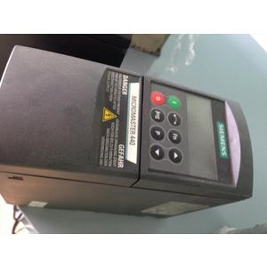 Biến tần Siemens 440 0,75kw 380v cũ
