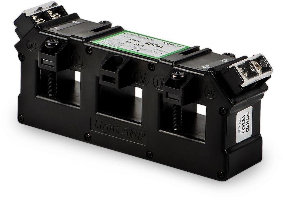 Biến dòng đo lường KBF-43 (Tỷ số biến dòng: 200/5A; 250/5A; 300/5A, 350/5A; 400/5A)