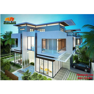 Biệt Thự Cổ Điển anh Quang Bửu Quận 2