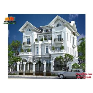 Biệt Thự Cổ Điển anh Việt Quận 8