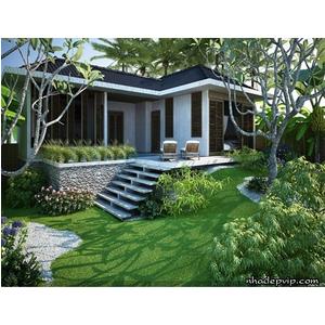 Biệt Thự Vườn chị Lương Anh Thủ Đức