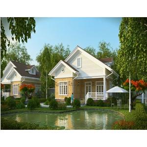 Biệt Thự Vườn chị Vân Long An